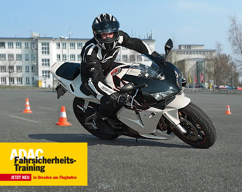 adac basis training motorrad sachsentraining. Black Bedroom Furniture Sets. Home Design Ideas
